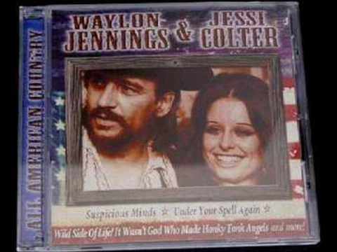 Waylon Jennings Jessi Colter .......Deep in The West