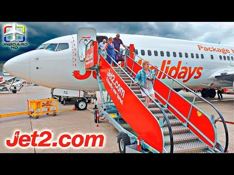 TRIP REPORT   Jet2   A Whole New Experience! ツ   Mallorca To Birmingham   Boeing 737