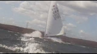 OK Dinghy UK Inlands 2015