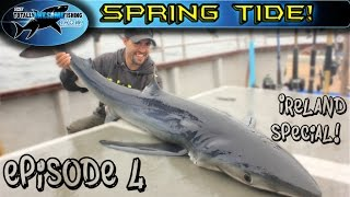 SPRING TIDE - Episode 4 - Boat Fishing Ireland Special | TAFishing