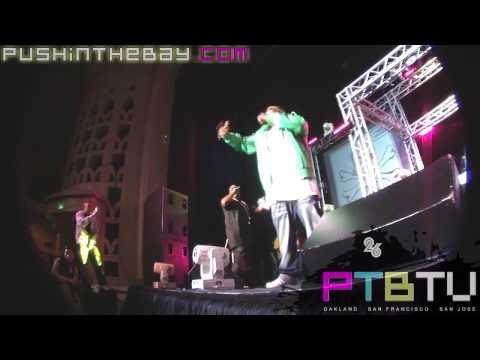 "Laroo T.H.H. & Matt Blaque PTBTV LIVE! Performing ""Put Me On"" (HD, High Definition)"