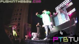"Laroo T.H.H. & Matt Blaque PTBTV LIVE! Performing ""Put Me On"" (HD, High Definition)"