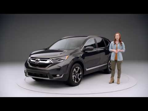 2017 Honda CR-V: Comfort, Convenience & Technology