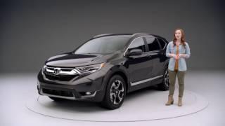 2017 Honda CR V: Comfort, Convenience & Technology