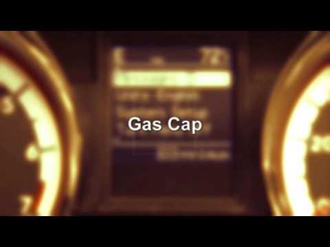 2013 Dodge Grand Caravan Gas Cap Message Youtube