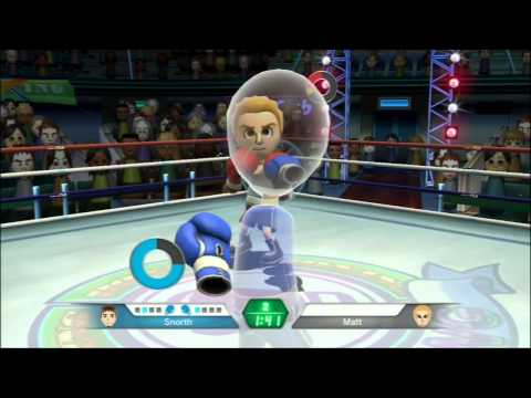 Wii Sports Club Review (Tennis, Bowling, Golf, Baseball & Boxing)