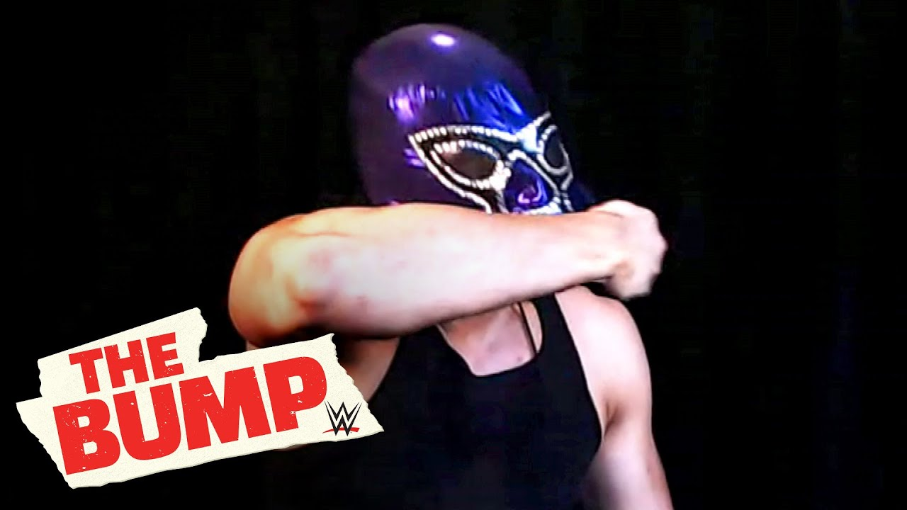 Mystery guest unmasked: WWE's The Bump, Oct. 14, 2020