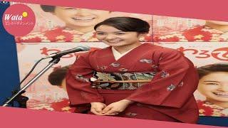 女優葵わかな(19)がヒロインを務めるNHK連続テレビ小説「わろて...