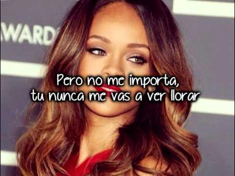Cry - Rihanna {Traducida al español}