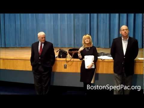 February 28, 2013 General Meeting - Major SpEd Update