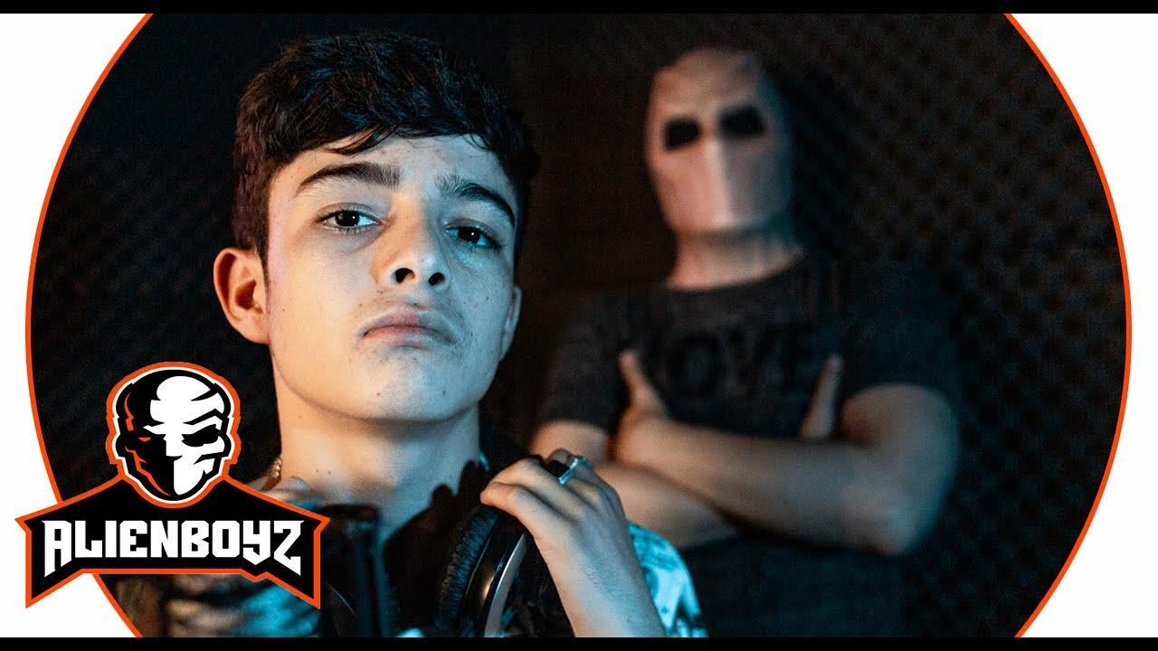 El Menor - Conmigo no hay caso (Video 2020)   Freestyle   Alien #18