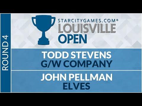 SCGKY - Round 4 -Todd Stevens Vs John Pellman [Modern]