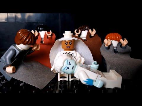 LEGO Beyoncé - Mine ft. Drake