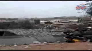 منطقة العكرشة أبو زعبل البلد القليوبية تلوث بيئي بمعنى الكلمة