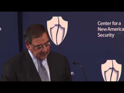 A Conversation with the Honorable Leon Panetta