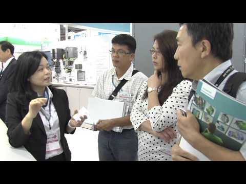 Siemens at 2015 Taipei Int'l Industrial Automation Exhibition