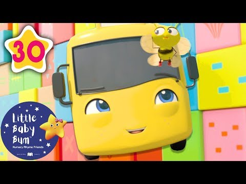 Learning Songs For Kids - I AM BUSTER | Rhymes For Kids | Little Baby Bum | Nursery Rhymes & Songs