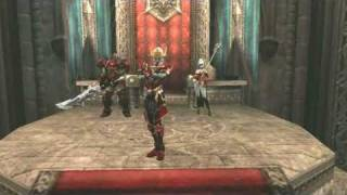 Lineage II Chronicle 4: Scions of Destiny - Gameplay Video