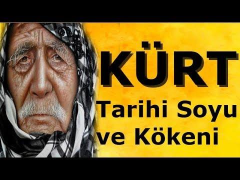 Kürt Tarihi ( Kürtlerin Soyu, Kökeni Ve Kürtçe ) Türk Tarihi İlişkisi
