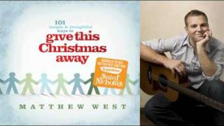 Matthew West - The Motions (acoustic) (Give This Christmas Away  EP 2010)