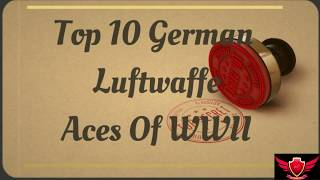 Top World War I Aces Of Germany