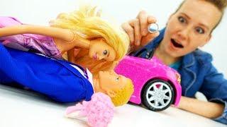 Кен делает предложение Барби! Видео для девочек