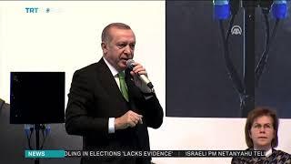Erdogan pledges to continue Turkey's fight against terrorism