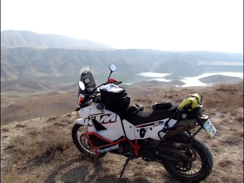 Moto Travel Ukraine KTM 990 Adventure