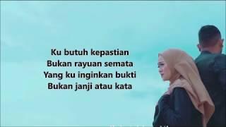 Download Nazia Marwiana - BUTUH KEPASTIAN (LIRIK LAGU)