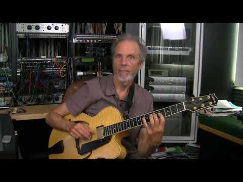 Two Minute Jazz Guitar #7: What Do You Do With that Pick?