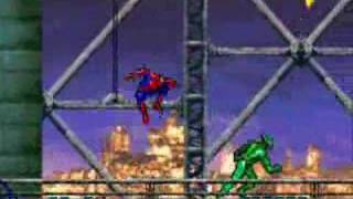 Spiderman Vs Green Goblin 2