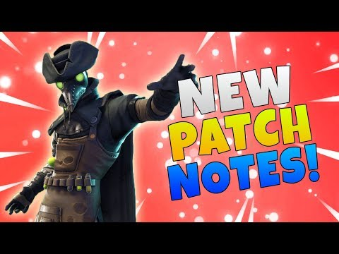 Fortnite Update 6.21 Patch Notes | Fortnite Save The World Update