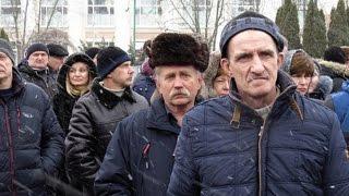 Віцебск супраць дэкрэту № 3 | Витебск против декрета № 3