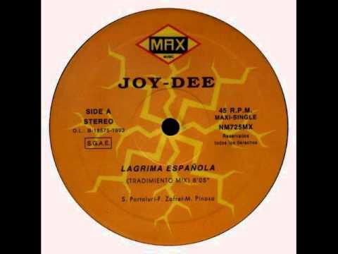 Joy-Dee Lagrima Española