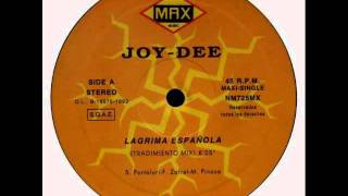 Joy-Dee - Lagrima Española 1993