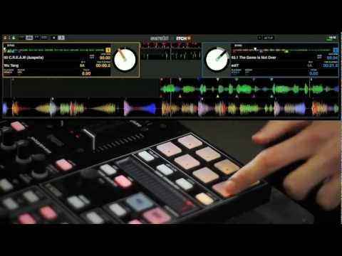 Novation // Twitch DJ Controller Mash-up at Cafe 1001