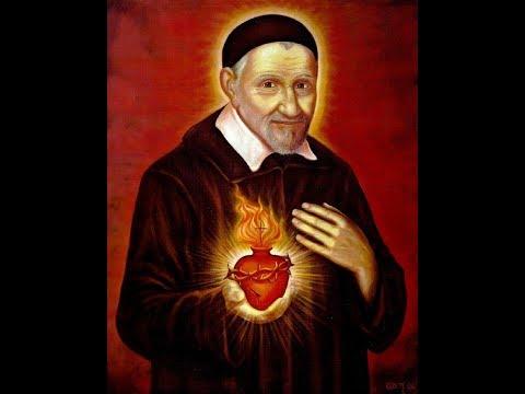 La vie de saint Vincent de Paul, patron de toutes les œuvres de charité (+ 1660)