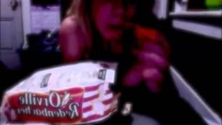 Doritos And Popcorn :) Mmm Good