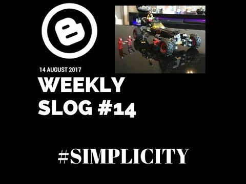 Weekly SLog #14
