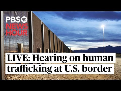 WATCH: Senate Judiciary Committee holds hearing on human trafficking at U.S. southern border