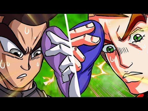 I Got Into A 🔥 Dragon Ball Super Fight Against Nano And...