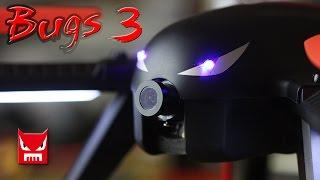 MJX BUGS 3 - Jello free FPV 16:9 widescreen mod