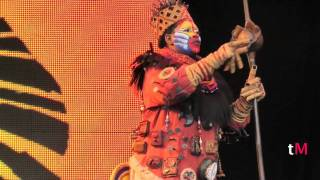 """""""They Live In You"""" - THE LION KING (West End LIVE 2011)"""