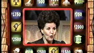 Press Your Luck #80 - Jeannie/Gary/Nancy (Rd 2 Board only)