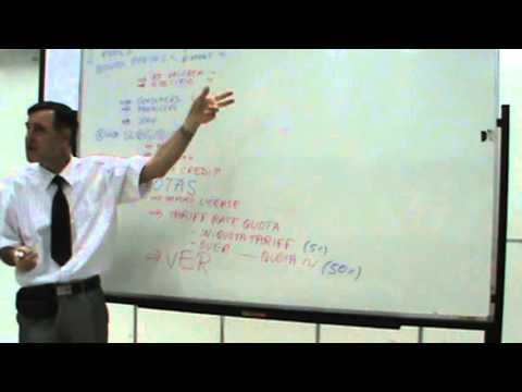 International Business - Lecture 12