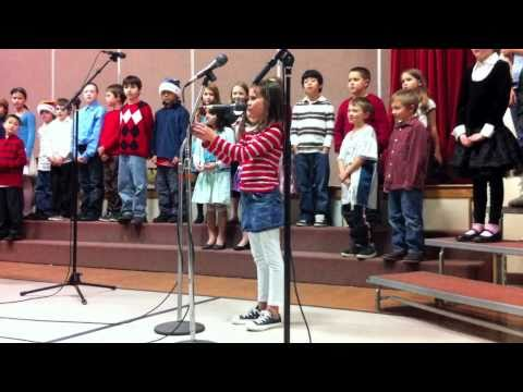 """Haley sings """"Bless Our Troops"""""""