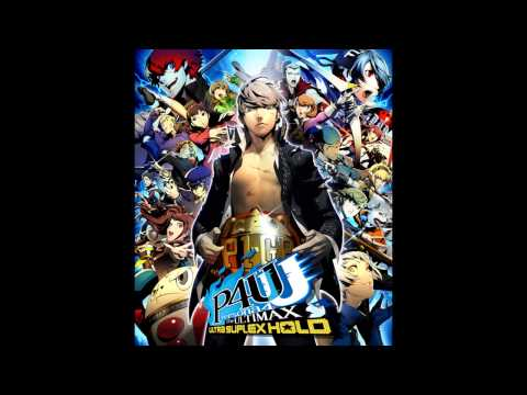 "Persona 4 Arena Ultimax Main Theme FULL- ""Break Out Of..."" By Hirata Shihoko & Lotus Juice"