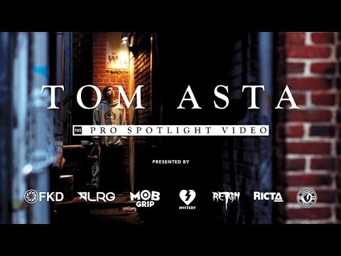 Tom Asta Pro Spotlight Video - TransWorld SKATEboarding
