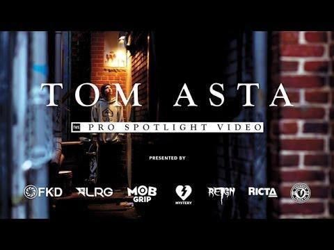 Tom Asta Pro Spotlight  - TransWorld SKATEboarding