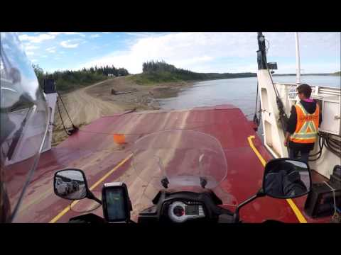 Northern Adventure - Day 8 - Fort Simpson to Fort Nelson